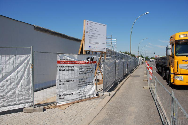 Referenz - Berlin - East Side Gallery - Scadock & Hofmann GmbH & Co. KG