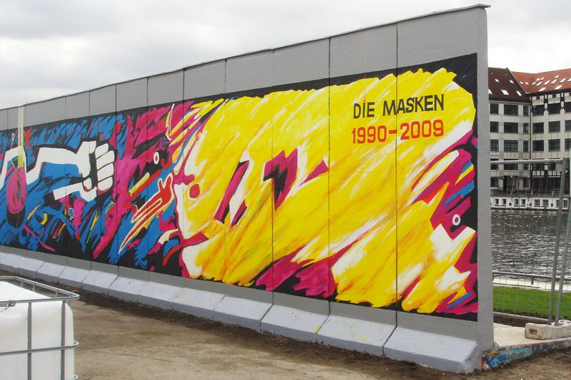 Referenz - Berlin - East Side Gallery - Scadock & Hofmann GmbH & Co. KG