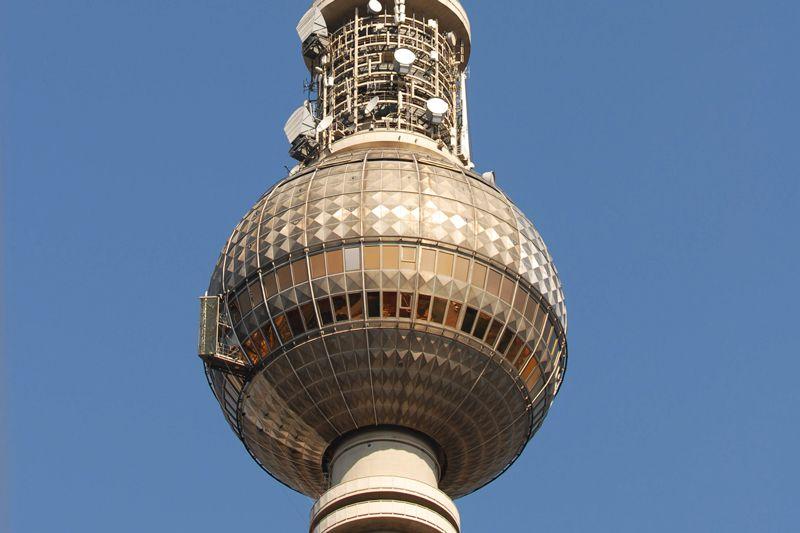 Berlin - Fernsehturm Alexanderplatz - Scadock & Hofmann GmbH & Co. KG
