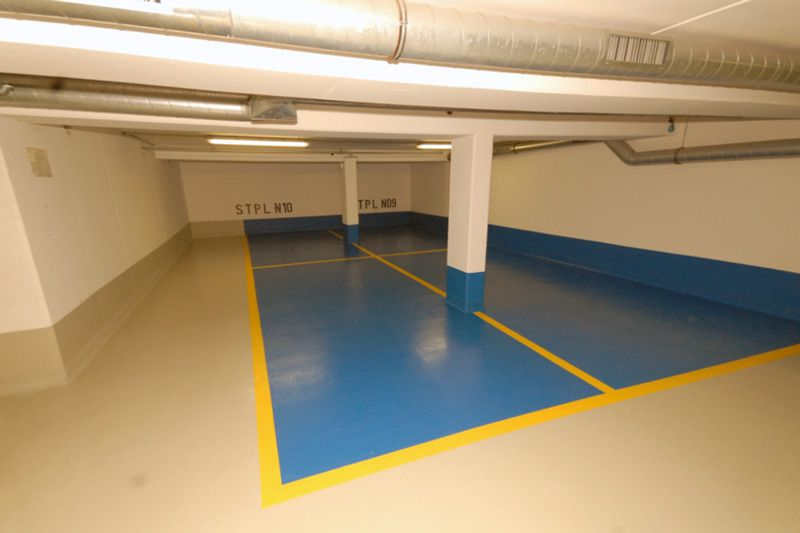 Leistungen - Beschichtung Boden und Fassade - Scadock & Hofmann GmbH & Co. KG